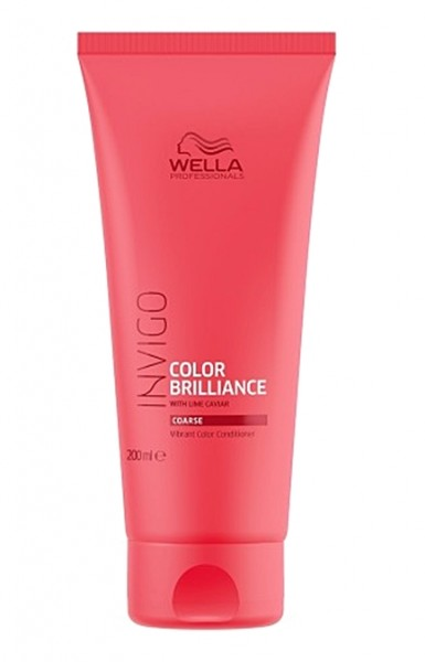 Wella Invigo Color Brilliance Vibrant Color Conditioner kräftiges Haar 200 ml