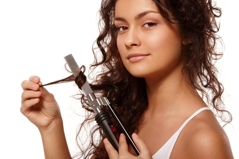 Zauberhafte Locken Mit Dem Lockenstab Zaubern Haarpflege Beauty