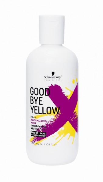 Schwarzkopf Goodbuy Yellow neutralisierendes Shampoo 300ml