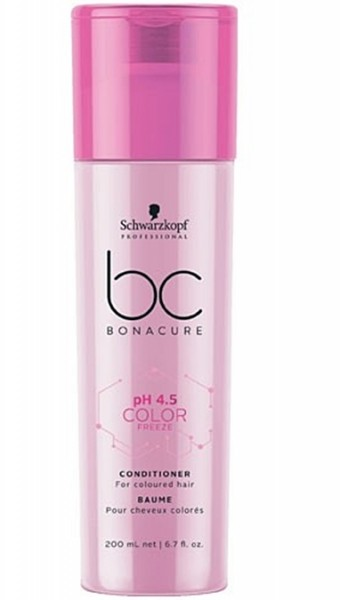 Schwarzkopf BC pH 4.5 Color Freeze Conditioner 200 ml
