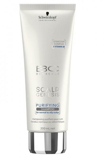 Schwarzkopf BC Scalp Genesis Purifying Shampoo