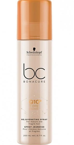 Schwarzkopf BC Q10 Time Restore Ageless Rejuvenating Spray-Conditioner 200 ml