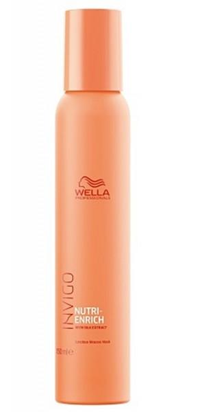 Wella Invigo Nutri-Enrich Luscious Mousse Mask 150 ml