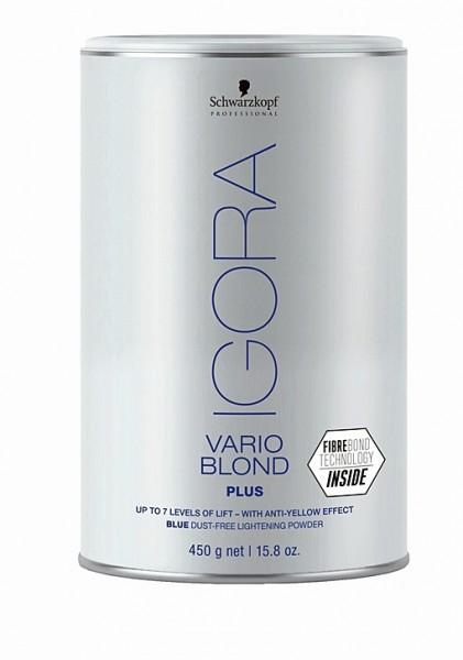 Schwarzkopf Igora Vario Blond Strong Bonds Plus - 450gr -NEW 2017
