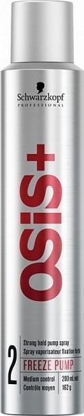 Schwarzkopf Osis Finish Freeze Pump-Spray 200 ml