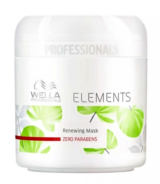Wella Elements Haarmaske