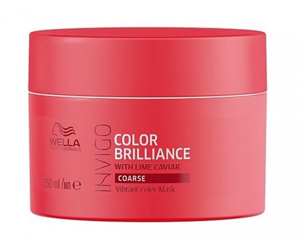 Wella Invigo Color Brilliance Vibrant Color Mask Fine/Normal 150ml