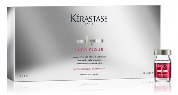 Kerastase Specifique Cure Anti-Chute Aminexil 10x6 ml
