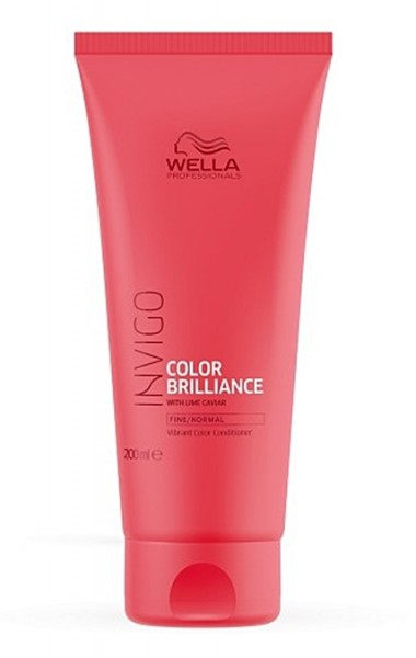 Wella Invigo Color Brilliance Vibrant Color Conditioner feines Haar 200 ml