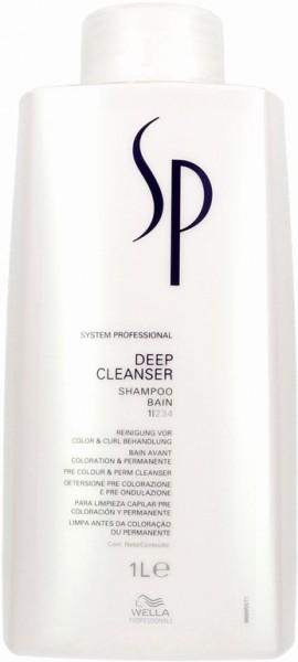 Wella SP Expert Kit Deep Cleanser Shampoo 1000 ml