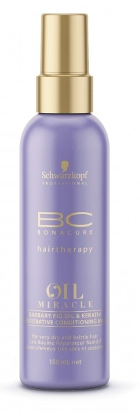Schwarzkopf BC Bonacure Oil Miracle Kaktusfeigenöl Spray Conditioner 150 ml