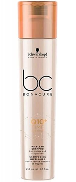 Schwarzkopf BC  Q10 Time Restore Ageless Micellar Shampoo 250 ml