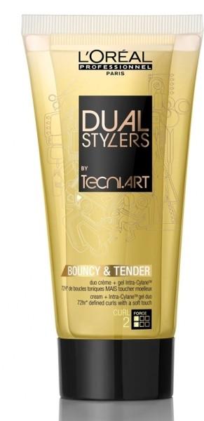 Loreal Tecni.Art Dual Stylers Bouncy and Tender 150 ml