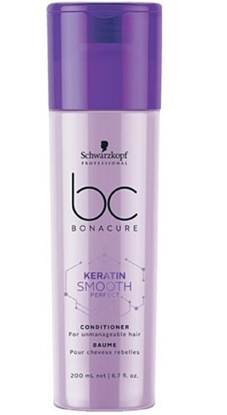 Schwarzkopf BC Keratin Smooth Perfect Conditioner 200 ml