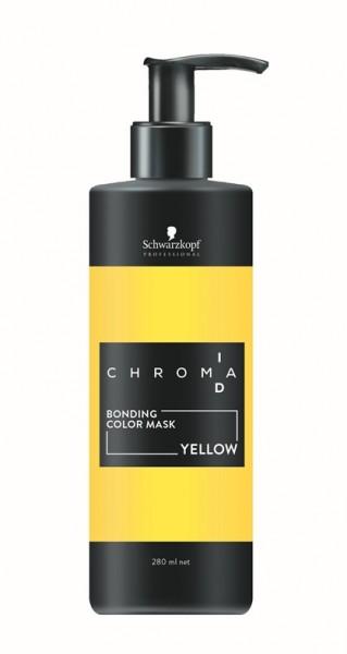 Schwarzkopf Chroma ID Intense Bonding Color Mask 280ml  Gelb
