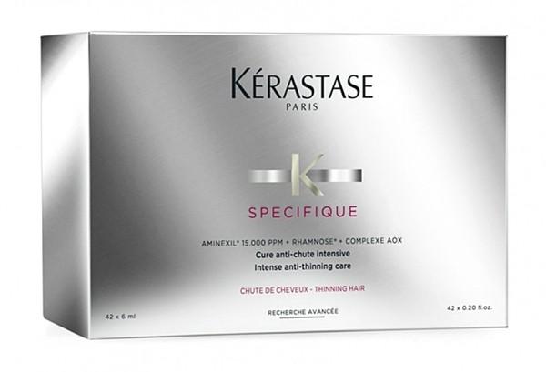 Kerastase Specifique Cure Anti-Chute Aminexil 42x6 ml