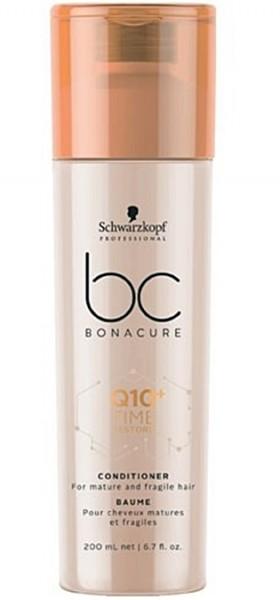 Schwarzkopf BC Q10 Time Restore Ageless Conditioner 200ml