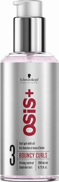 Schwarzkopf Osis Style Bouncy Curls 200 ml