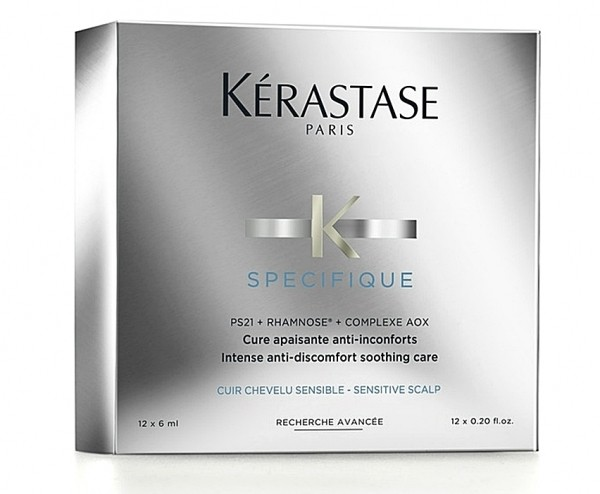 Kerastase Specifique Cure Apaisante 12x6 ml