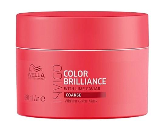 Wella Invigo Color Brilliance Vibrant Color Mask kräftiges  Haar 150 ml