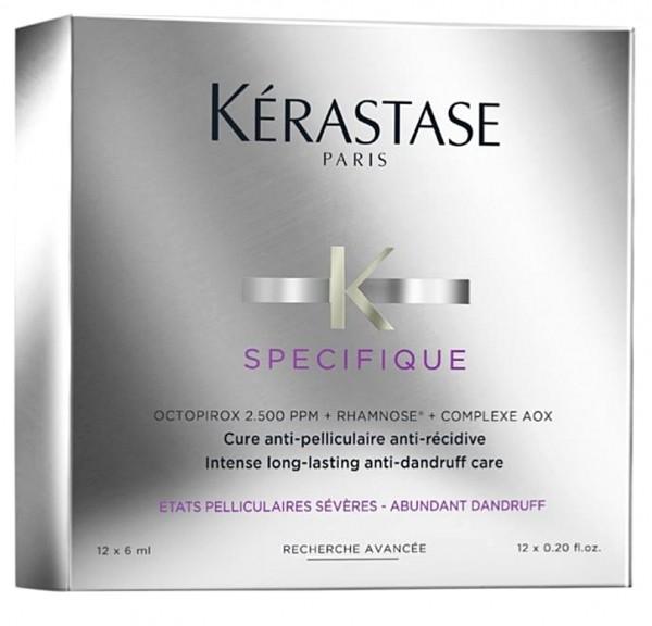 Kerastase Specifique Cure Antipelliculaire 12x6 ml