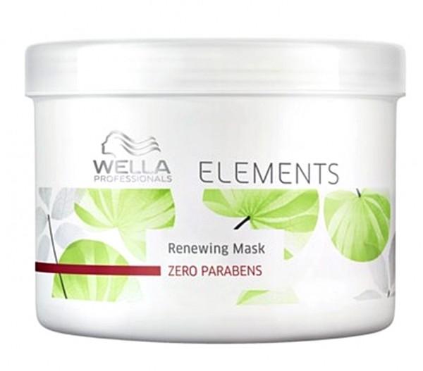 Wella Elements Haarmaske 500 ml