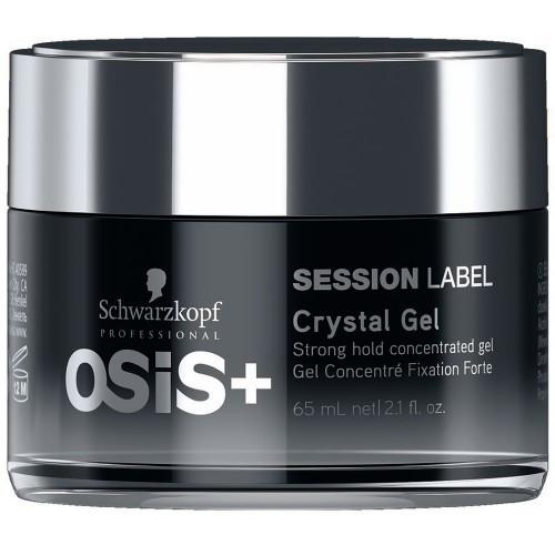 Schwarzkopf Osis Session Label Crystal Gel 65 ml