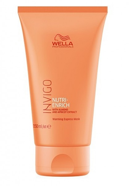 Wella Invigo Nutri-Enrich Warming Express Mask 150 ml