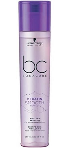 Schwarzkopf BC Keratin Smooth Perfect Shampoo 250 ml