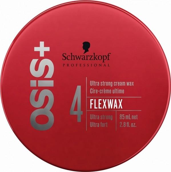 Schwarzkopf Osis Texture Flexwax Ultra Strong Cream Wax 50 ml