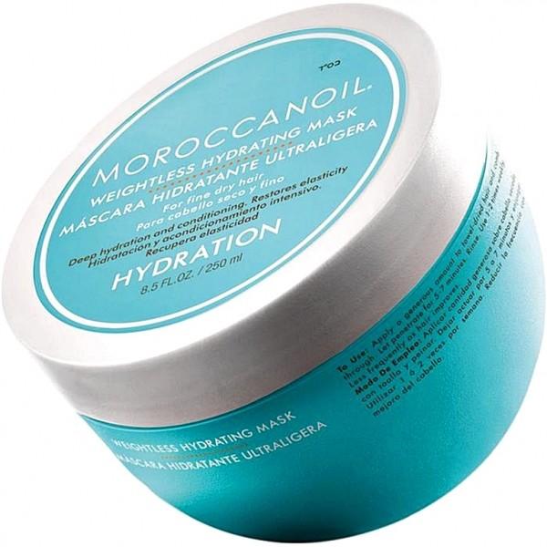Moroccanoil leichte Feuchtigkeitsmaske