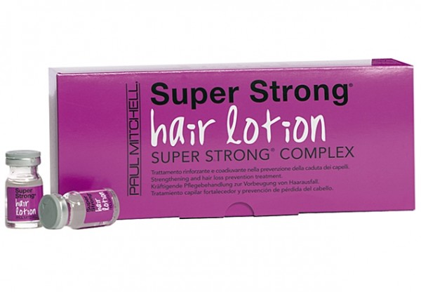 Paul Mitchell Super Strong Hairlotion 12 Ampullen à 6 ml
