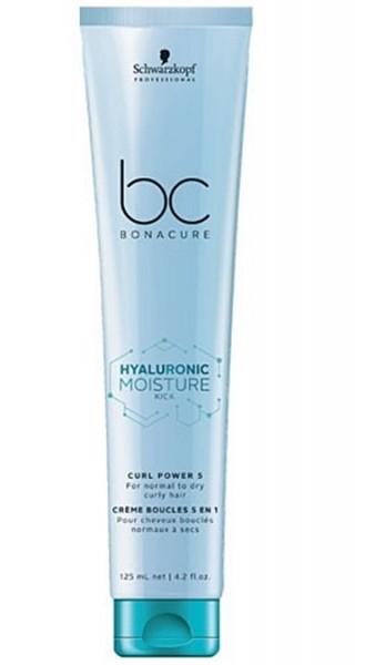 Schwarzkopf BC Hyaluronic Moisture Kick Curl Power 5 125 ml