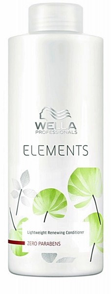 Wella Elements Conditioner 1000 ml