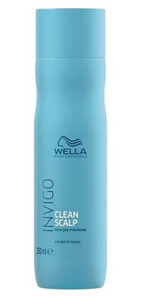 Wella Invigo Balance Clean Scalp Anti-Dandruff Shampoo 250 ml