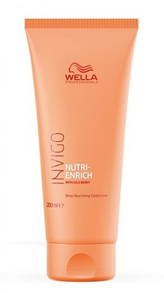 Wella Invigo Nutri-Enrich Deep Nourishing Conditioner 200 ml