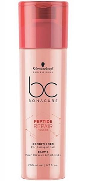 Schwarzkopf BC  Peptide Repair Rescue Creme-Conditioner 200 ml