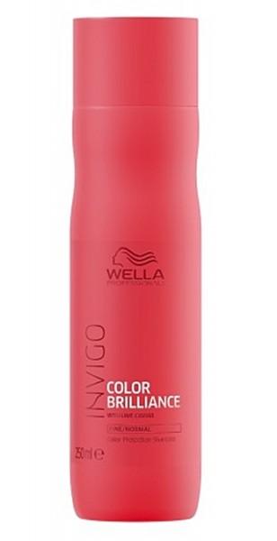 Wella Invigo Color Brilliance Protection Shampoo feines/normales Haar  250ml