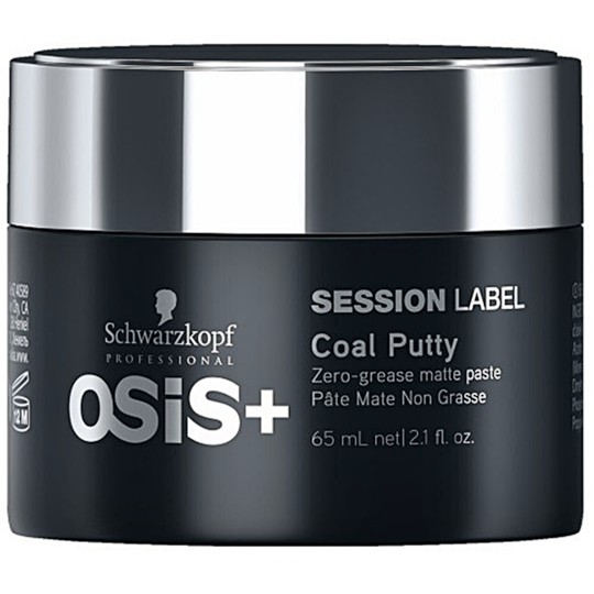 Schwarzkopf Osis Session Label Coal Putty 65 ml