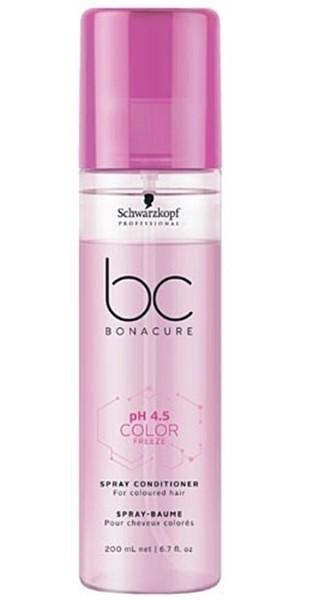 Schwarzkopf BC  pH 4.5 Color Freeze Spray Conditioner 200 ml