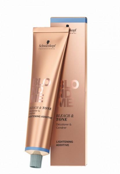 Schwarzkopf Blondme Bleach & Tone kühles Additiv 60 ml